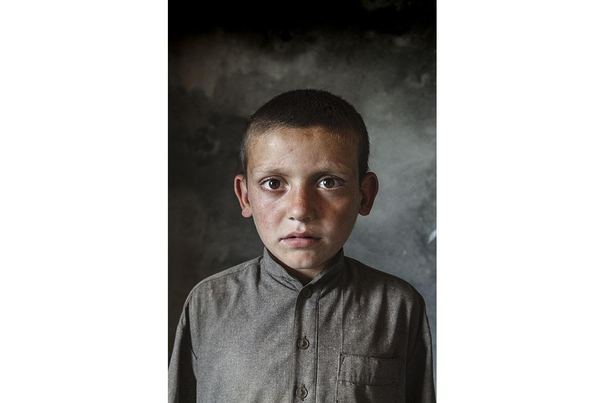 URSTAN PASS, AFGHANISTAN - MAY 2007