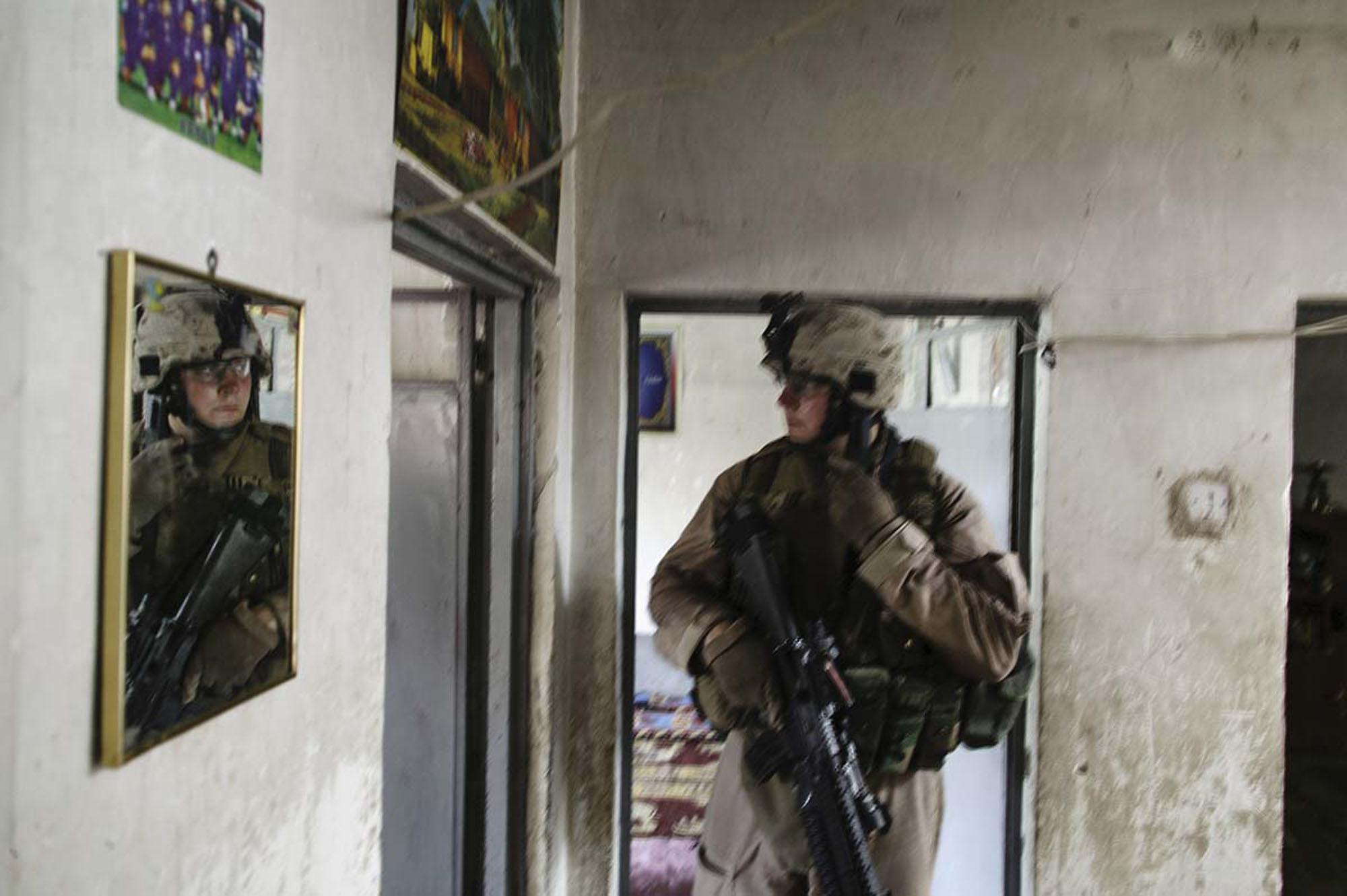 Iraq | Photojournalism | Iraq war photography | Álvaro Ybarra Zavala