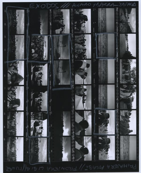Contact sheet libia tunez